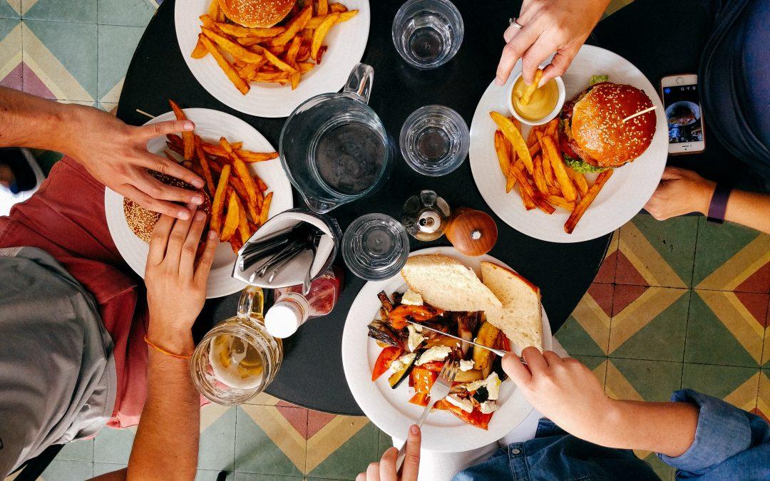 Un programa para restaurantes que te ayuda a pedir