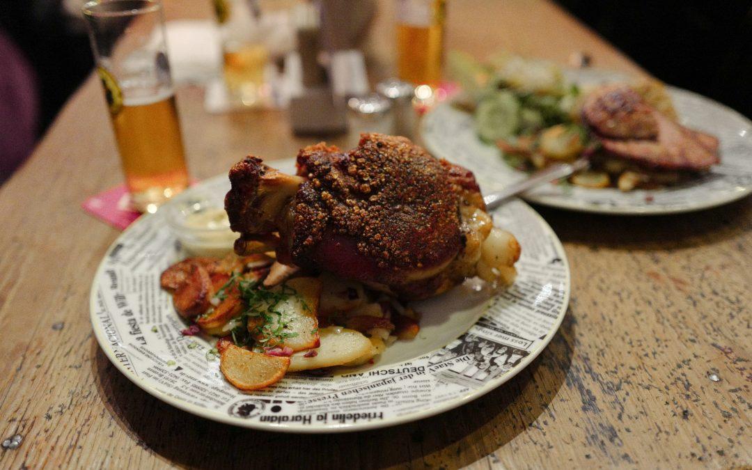 Restaurante alemán en Madrid para una experiencia