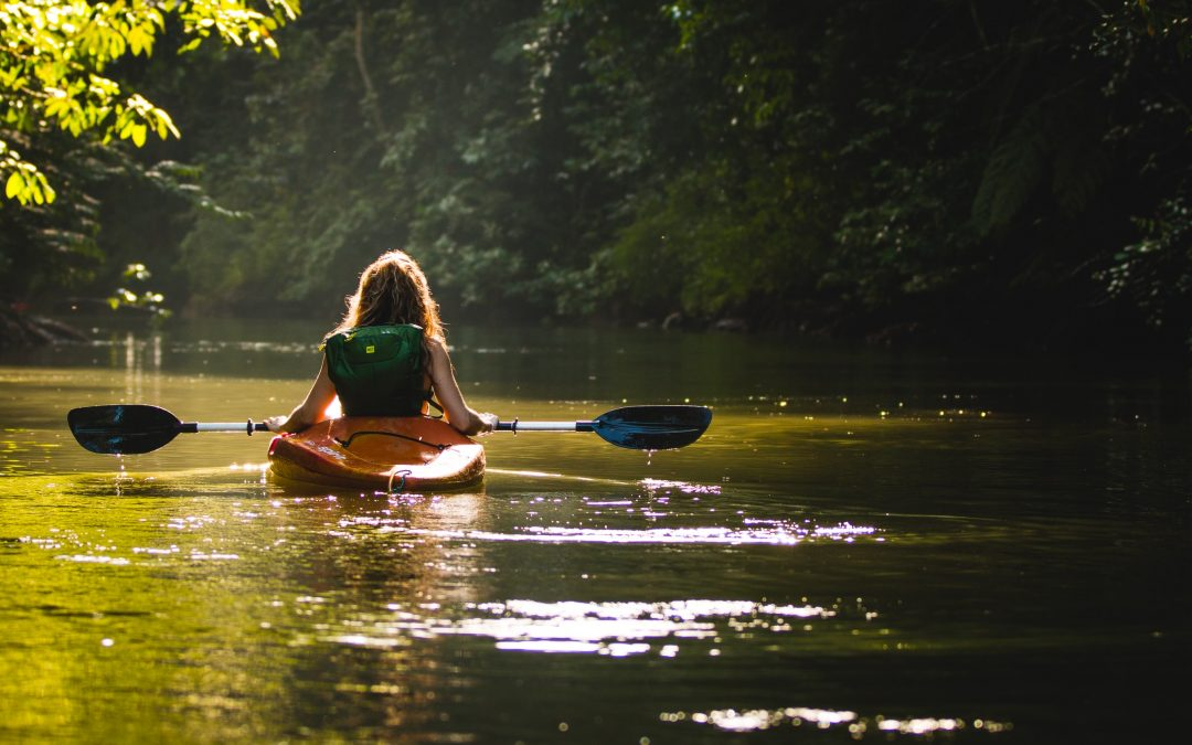 Aventura en Kayak para septiembre
